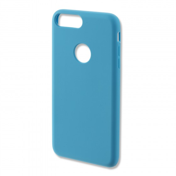 Coque Silicone 4smarts CUPERTINO  -  iPhone 7 Plus  Bleu Claire