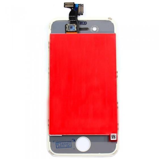 Ecran LCD Blanc pour iPhone 4