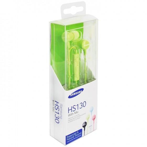 Ecouteurs Samsung HS1303 Vert