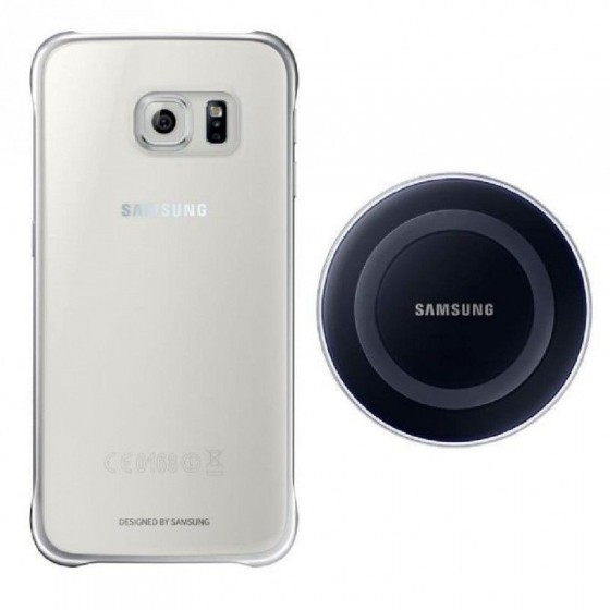 Samsung Chargeur à induction pour Samsung Galaxy S6