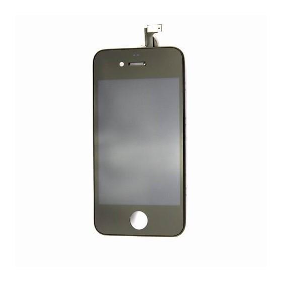 Ecran LCD Noir pour iPhone 4 + Kit de 8 Outils