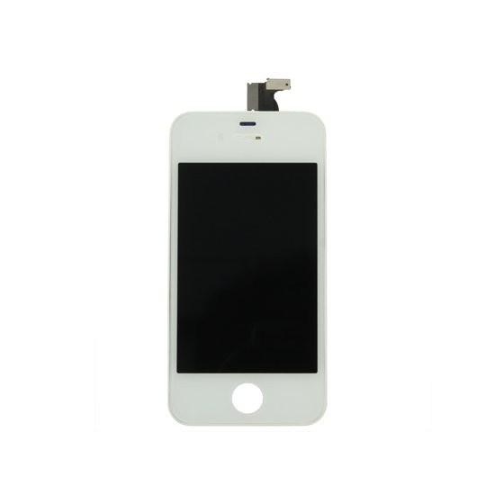 Ecran LCD Blanc pour iPhone 4 + Kit de 8 Outils
