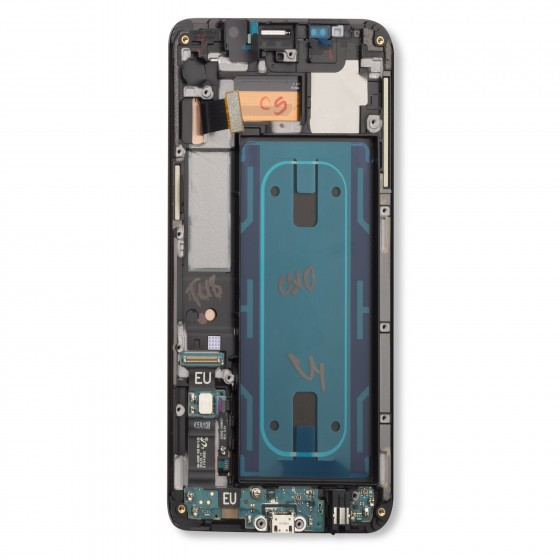 Samsung LCD Ecran complet  Galaxy S6 Edge+ Argent