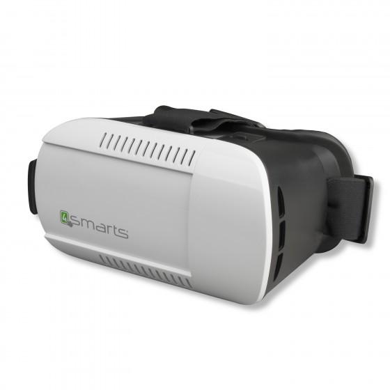 Lunettes casque réalité virtuelle 3D VR BOX - Blanc