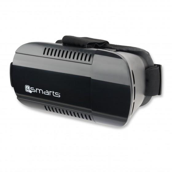 Lunettes casque réalité virtuelle 3D VR BOX - Noir