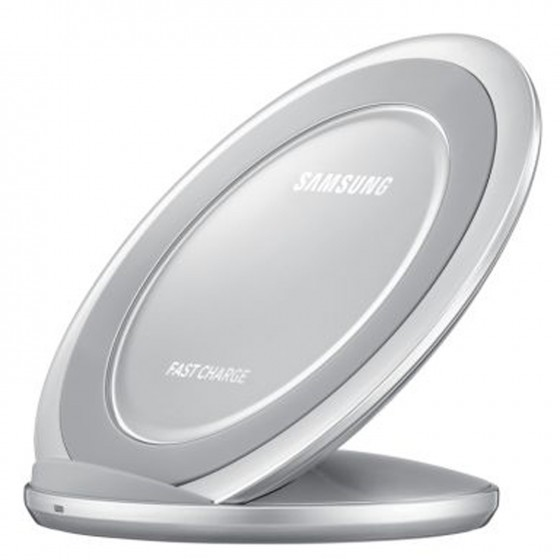 Samsung Chargeur à induction EP-NG930BBE Samsung Galaxy - Chrom