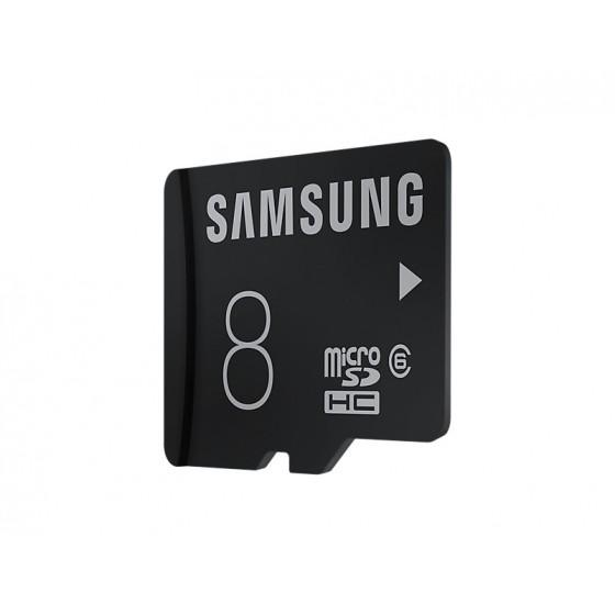 Samsung MicroSD Carte 8Go MicroSDXC