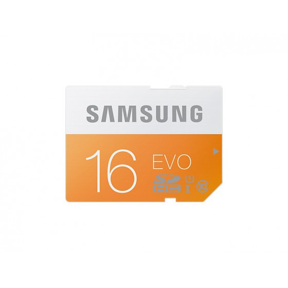 Samsung EVO MicroSD Carte 16Go MicroSDXC