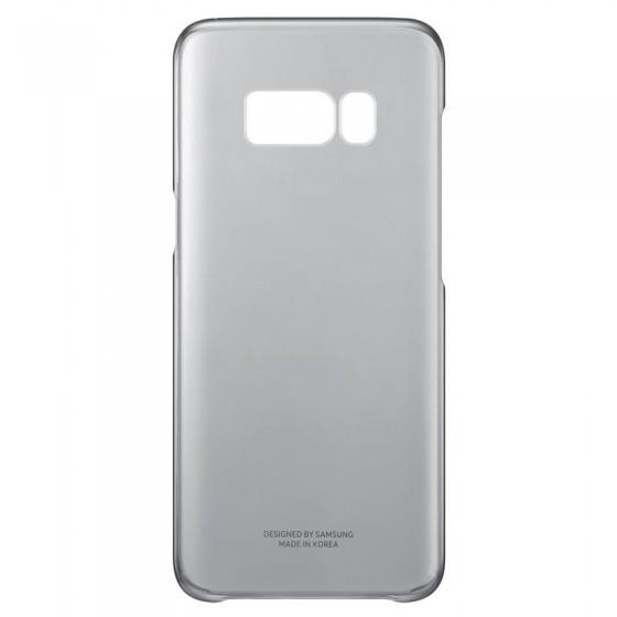 SAMSUNG Coque CLEAR EF-QG950CB pour Samsung Galaxy S8 - Noir