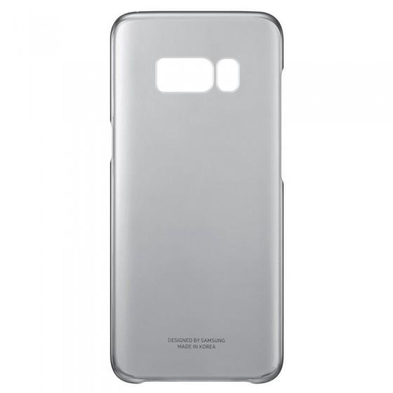 SAMSUNG Coque CLEAR EF-QG955CB pour Samsung Galaxy S8 Plus Noir
