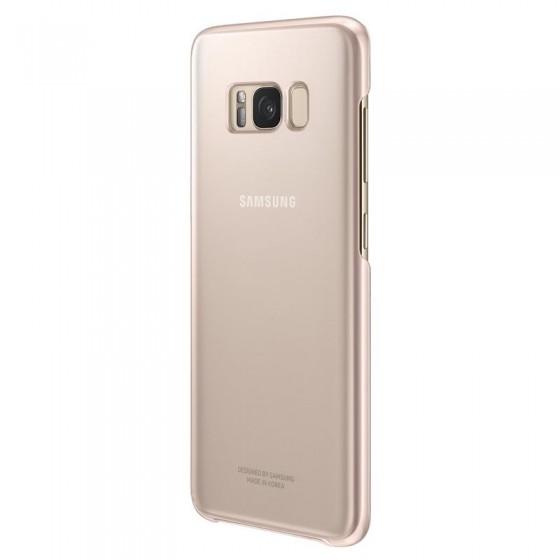 SAMSUNG Coque CLEAR EF-QG955CP pour Samsung Galaxy S8  Plus Rose