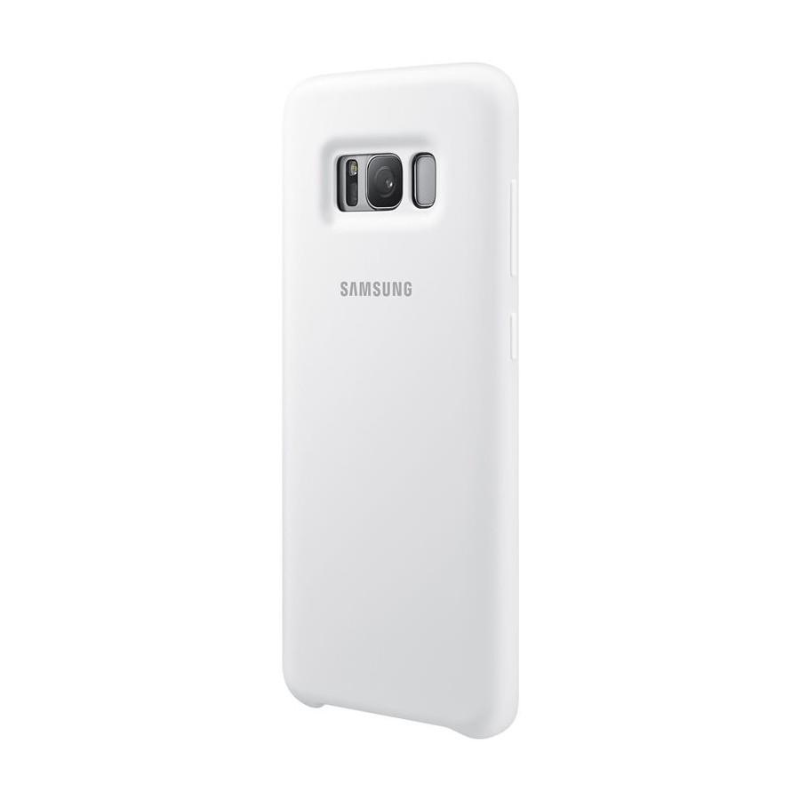 SAMSUNG Coque Silicone EF-PG950 pour Samsung Galaxy S8 Blanc