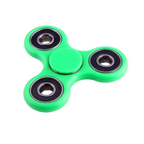 Anti Stress HAND SPINNER 1.5 minute - Vert