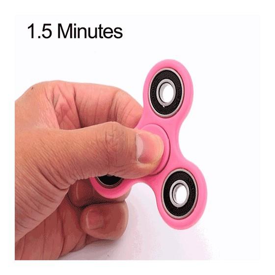 HAND SPINNER 1.5 minute - Rose