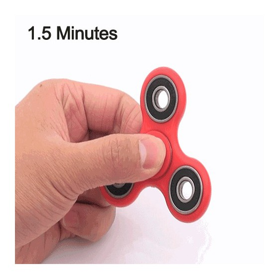 HAND SPINNER 1.5 minute - Rouge