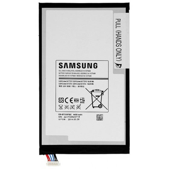 "Batterie SAMSUNG - Galaxy Tab 4 - 8"" EB-BT330"
