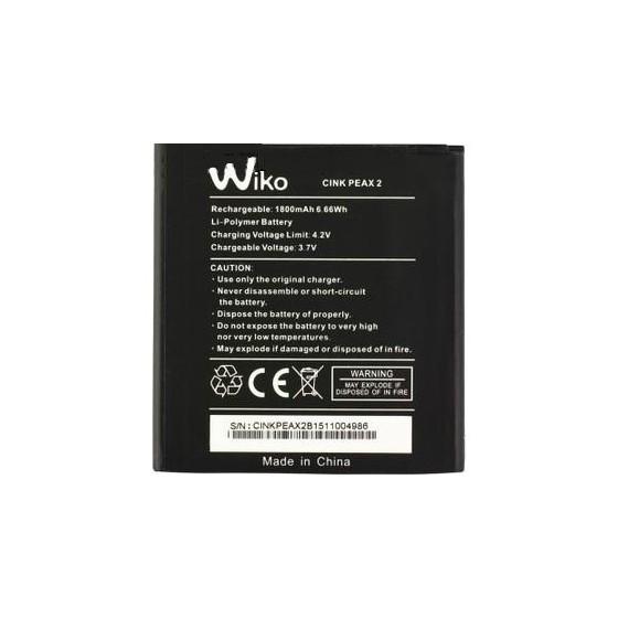 Batterie Wiko Cink Peax 2 - 1800mAh
