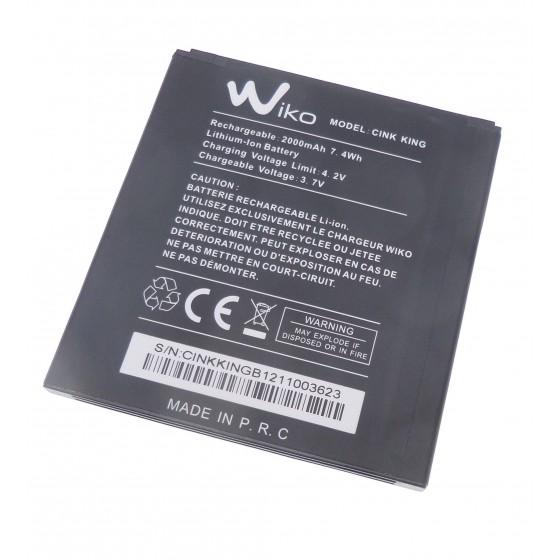 Batterie Wiko Cink King