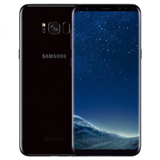 Samsung Galaxy S8 Plus Rose Reconditionnée