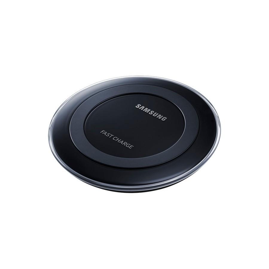 samsung chargeur induction pour samsung galaxy s8 s7 s7 edge noir. Black Bedroom Furniture Sets. Home Design Ideas