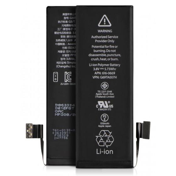 Batterie pour iPhone 5C avec Sticker