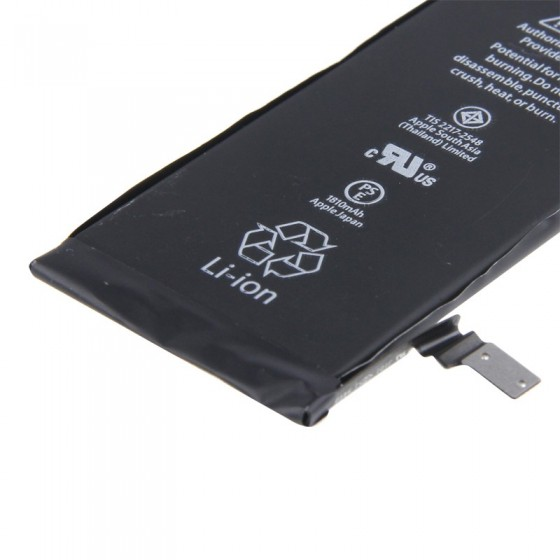 Batterie pour iPhone 6 avec Sticker
