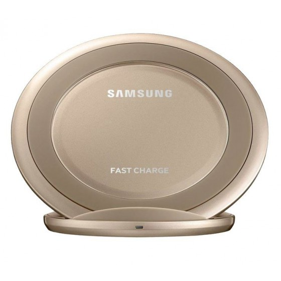 Samsung Chargeur à induction EP-NG930BBE Samsung Galaxy - OR