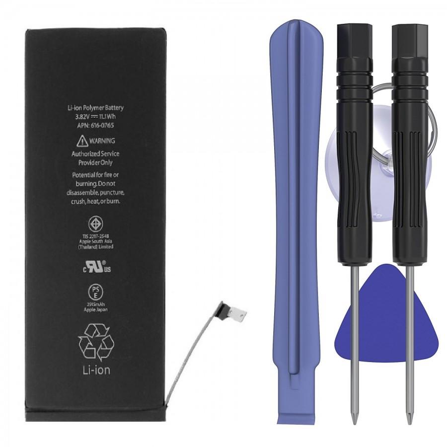 Batterie iPhone 6 Plus avec Kite 5 Outils