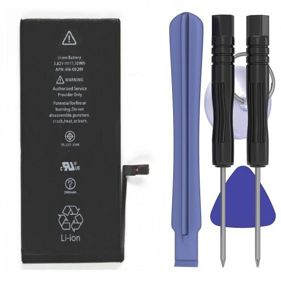 Batterie pour iPhone 7 Plus avec Kite 5 Outils