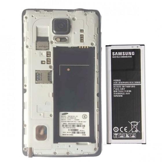 Samsung Galaxy Note 4 N910F - Blanc