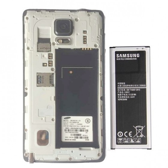 Samsung Galaxy Note 4 N910F - Rose
