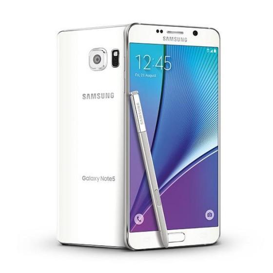 Samsung Galaxy Note 5 (N920T) - Blanc