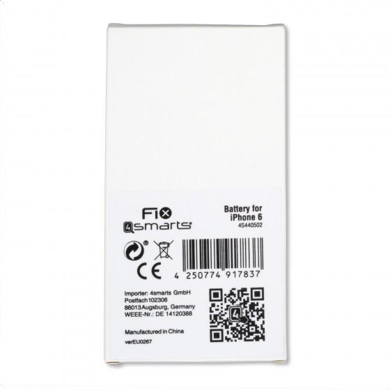 FIX4smart Batterie pour iPhone 6