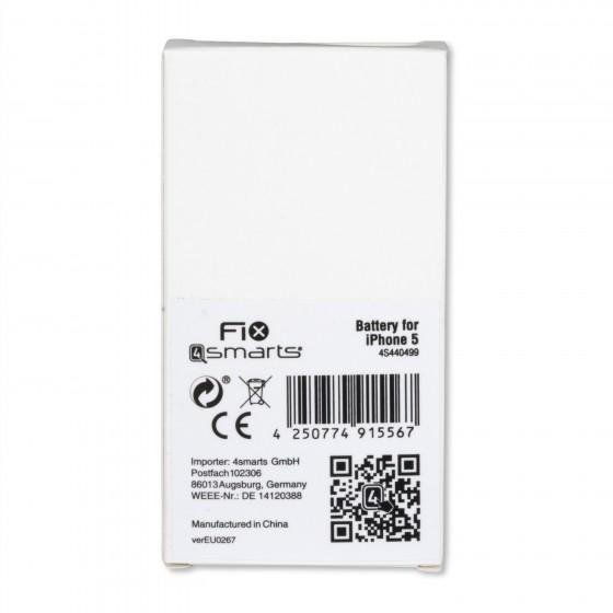 FIX4smart Batterie pour iPhone 5