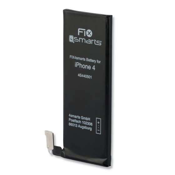 FIX4samrts Batterie pour iPhone 4