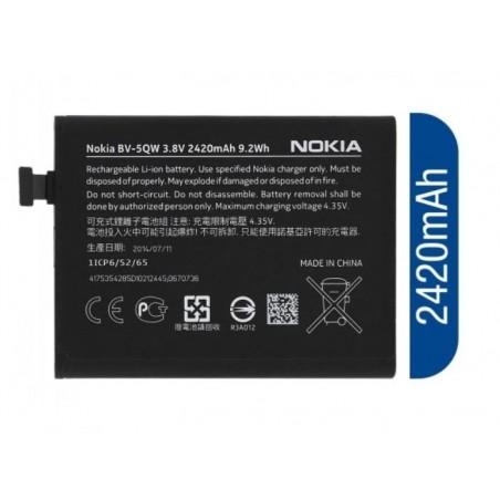 Battery BL-5QW - Nokia Lumia 930