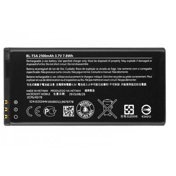 Batterie BL-T5A - Microsoft Lumia 550