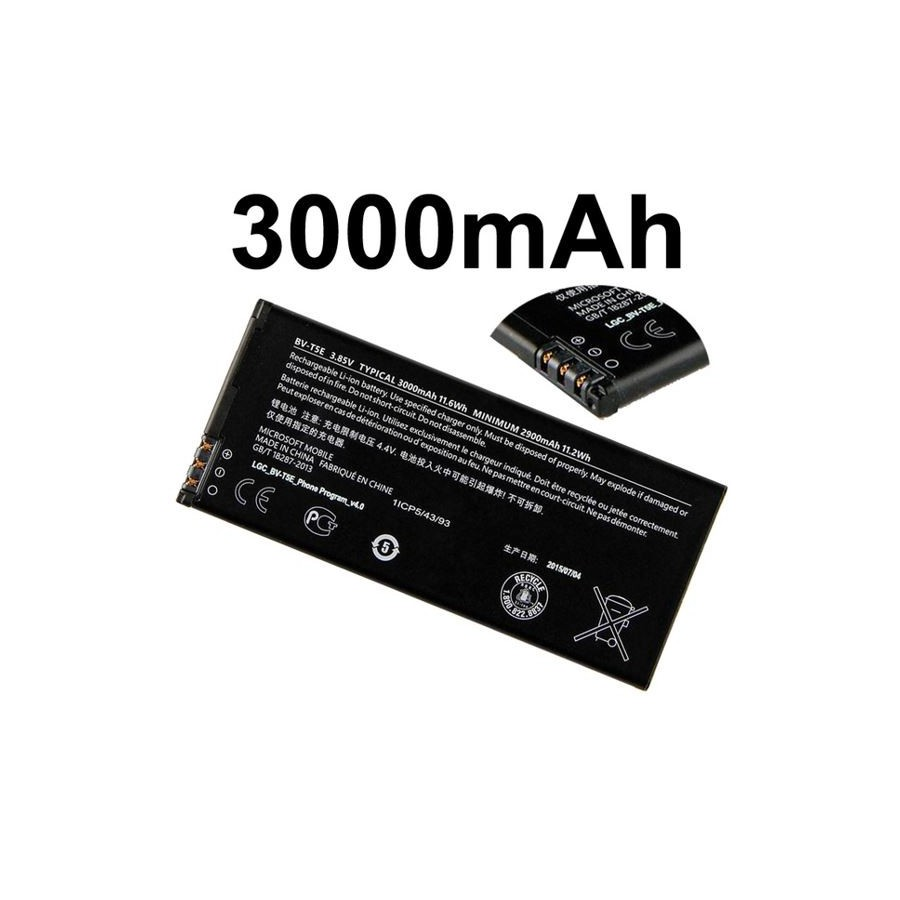 Batterie BV-T5E - Microsoft Lumia 950