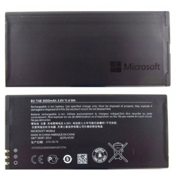 Batterie BV-T4B - Microsoft Lumia 650 XL
