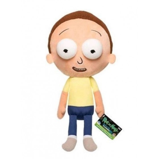 "Funko Galactic Plushies 16"" Morty"