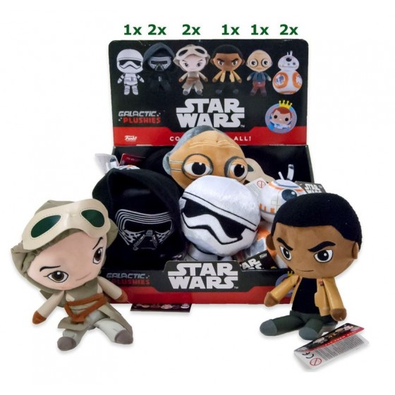 Funko 9 Peluches Star Wars 6 model