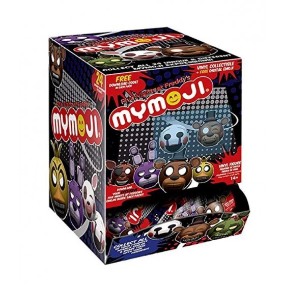 Funko MYMOJI Five Nights at Freddy's CDU 24