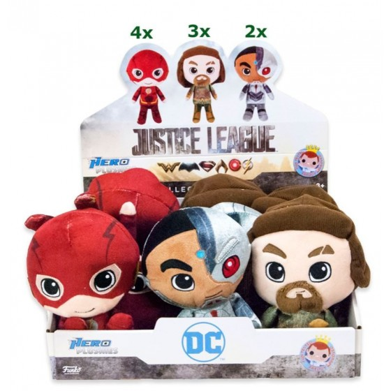 Funko Peluches DC Justice League 9 PC