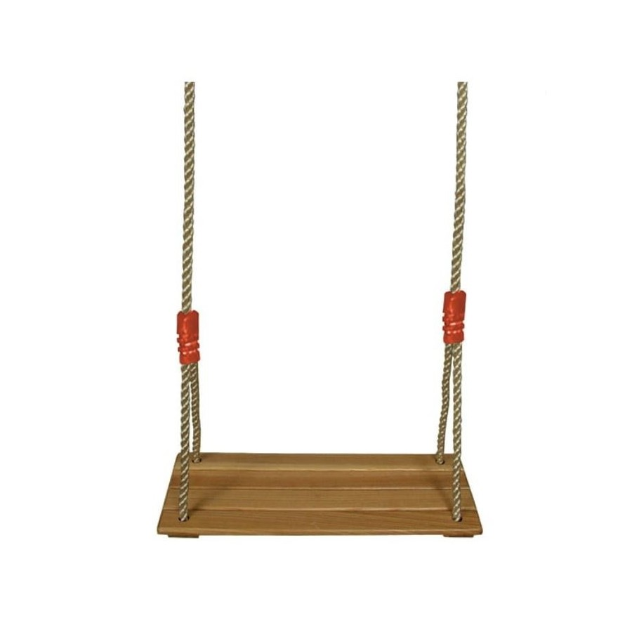 Balançoire en bois réglable 2.50m - 3.50m