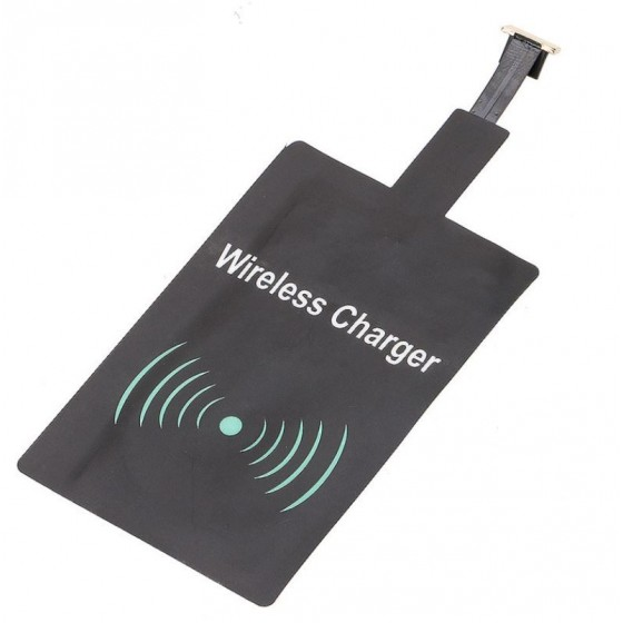Récepteur de charge sans fil Micro USB Type A