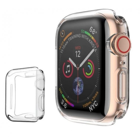 Coque TPU transparente - Apple Watch 38mm