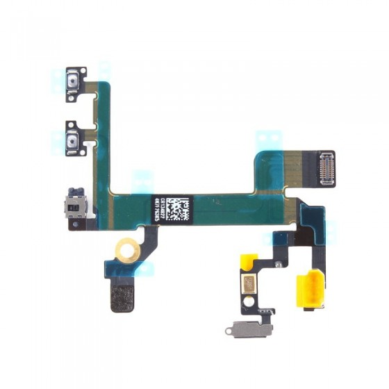 Nappe Power, Flash, Vibreur, Volume - iPhone 5S