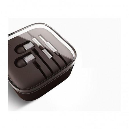 Écouteur Xiaomi Piston Metal pour Apple et Android