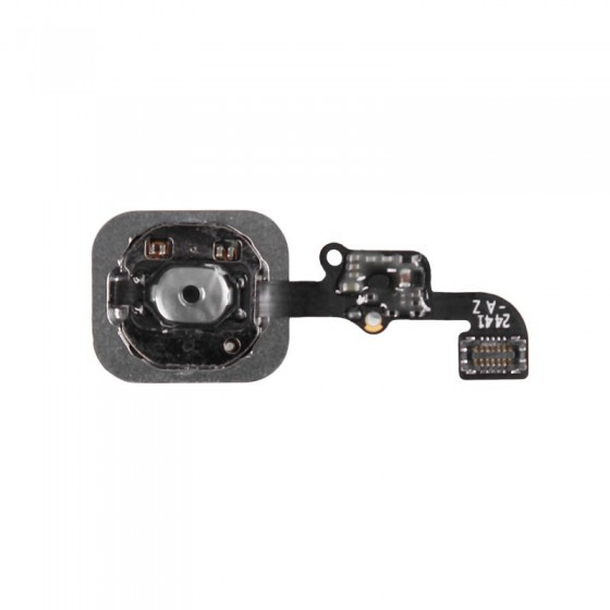 Bouton Home OR + Nappe complet - iPhone 6 Plus